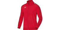 Jako Polyester jacket Striker red