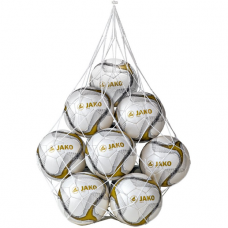 Jako Ball net for 10 balls white