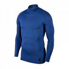 NIKE COOL COMPRESSION LS MOCK GOLF SHIRT 480