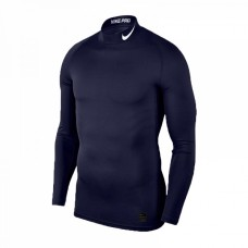 NIKE COOL COMPRESSION LS MOCK GOLF SHIRT 451