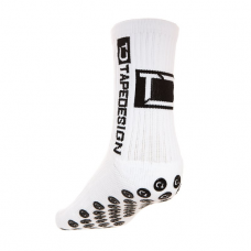 Tapedesign Socks Socken White  001