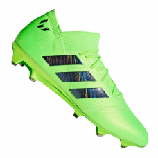 adidas NEMEZIZ Messi 18.1 FG Green black 586