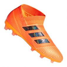 adidas NEMEZIZ 18 FG J Kids Orange black 347