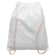 GYM BAG White