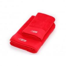 TOWEL Red 70x140cm