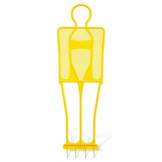 FREE KICK DUMMY 185 CM Yellow