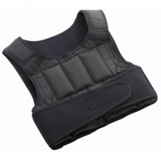 Weight vest 10kg - including 20 weights