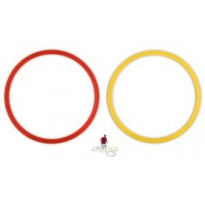 Coordination rings - coordination tires Yellow 1 pices