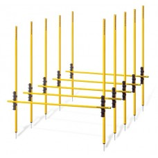 Multi hurdles system 1 (outdoor) - Set of 5 pices