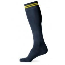 Football - football socks (pair) – high quality marine yellow