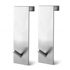 Set of 2 - door hooks for flipchart blocks