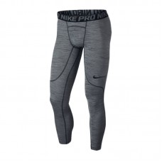 Nike Pro Heather Tight Leginsy 010