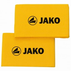 Jako Shin guard band yellow 03