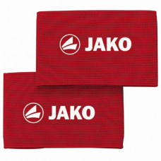 Jako Shin guard band red 05