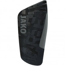 Jako Shin guard Competition light anthracite-black 08