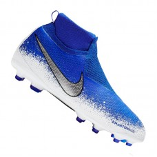 Nike Phantom Vision Elite MG Kids Blue 410