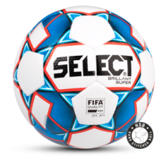 FUTBOLO KAMUOLYS SELECT BRILLANT SUPER TB (FIFA QUALITY PRO)