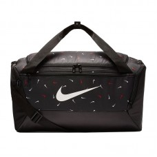 Nike Brasilia Training Printed Duffle Bag Size. S 010