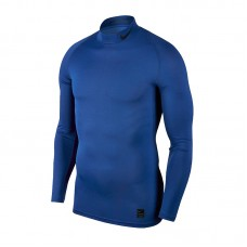 Nike Cool Compression LS Mock golf 480