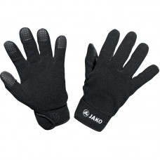 Jako Player glove fleece black 08