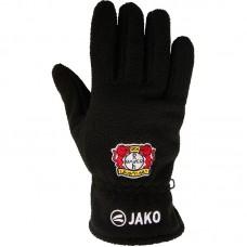 Bayer 04 Leverkusen Fleecehandschuhe black