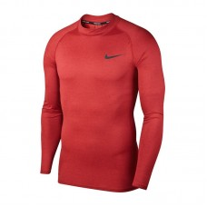 Nike Pro Top LS Tight Mock golf 681
