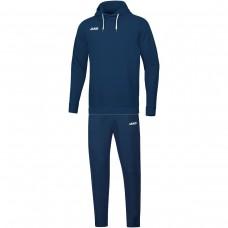 JAKO jogging suit base with hooded sweatshirt 09