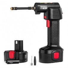 T-PRO Air Compressor - Battery-operated high