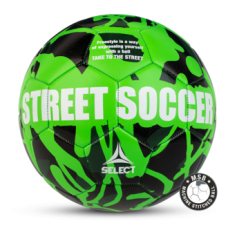 STREET SOCCER - GREEN