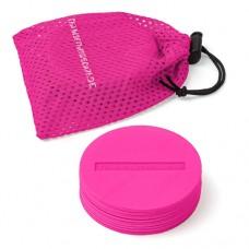 Marking Discs ø 8,5 cm (9 colours) – Set of 10 Pink