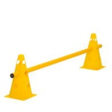 Cone Hurdle Single Hurdle Height 23 cm Yellow