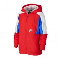 Nike JR NSW Woven FZ 657