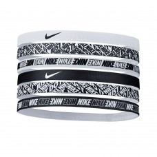 Nike Printed Hairbands 6-pak 176