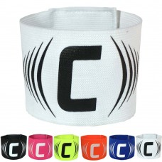 captain armband white
